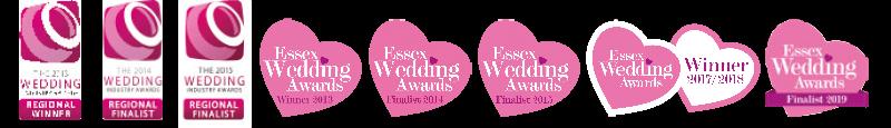 2018 wedding awards winner