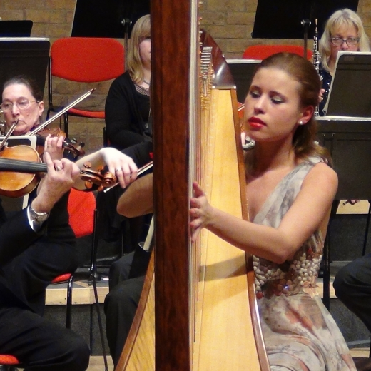 harpists for hire for weddings in london essence music. Black Bedroom Furniture Sets. Home Design Ideas