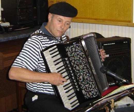 Derek C - Accordionist