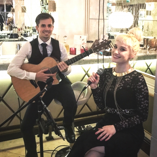 Izzy and Ryan Acoustic Duo